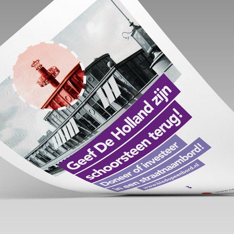 Poster A2 De Holland
